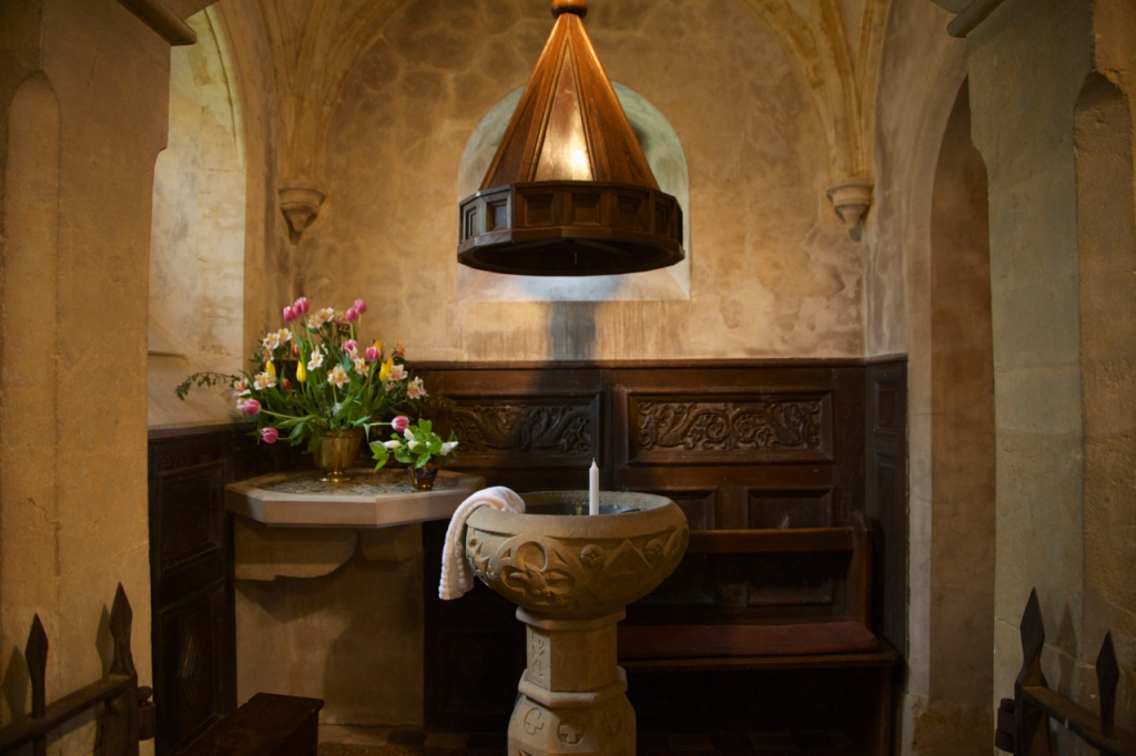 chideock catholic church font